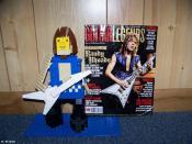 Lego Randy Rhoads