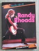 Randy Rhoads Heavy Metal Tab Book